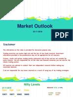 Market Outlook - 22-11-2018