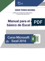 Manual Excel-Parte I