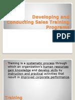 S & DM Training & Development