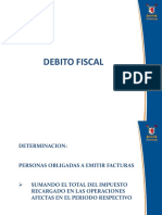 Debito Fiscal y Credito Fiscal 297753