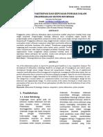 Hubungan Partisipasi Dan Kepuasan Pemakai Dalam Pengembangansistem Informasi