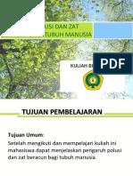 125460_282142_35235_Pengaruh Polusi dan Zat Beracun Bagi Tubuh Manusia (Anita).ppt