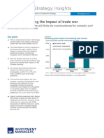 China - Quantifying the Impact of Trade War