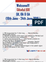 GAinful 100 18th June - 24th June 2018 - PDF