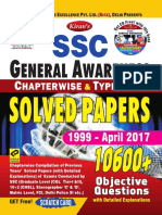 Edited Ssc General Awareness Chapterwi 1