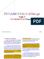 Fundamentals Topic 3
