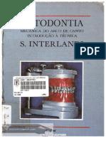 Ortodontia Arco de Canto Interlandi