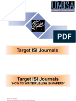 ISI JOurnal