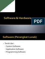 Software Hardware 2017 Halved