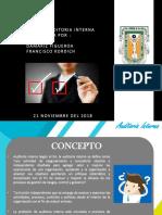 Expo Audoria Interna