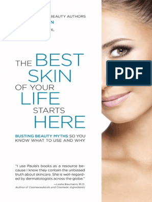 Handbook The Best Skin Of Your Life Starts Here Skin Care