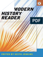 Keith Jenkins-The Postmodern History Reader Routledge (1997)
