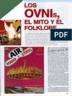 LOS OVNIS, EL MITO Y EL FOLKLORE (Bertrand Méheust, Más Allá, Monográfico, Sep. 1991)