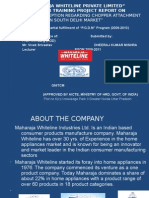 Maharaja Whiteline Private Limited