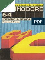 Commodore 64 - Iniciacion al Sistema y Manejo commodore 64.pdf