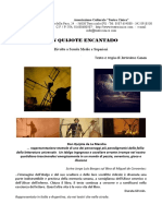 Don Quijote Encantado - Info e Costi 2018 - 2019