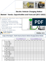 Sample North America EV Charging Station Market