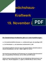 Testaufbau CO2-Antrieb aus Gewächshaus-Kraftwerk --- solare Strahlung + Wind + Biomasseverbrennung + Geothermie 19-11-2018.ppt
