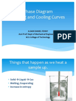 Cooling Curves