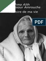 EBOOK FADHMA AÏT MANSOUR AMROUCHE - HISTOIRE DE MA VIE.pdf