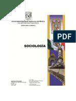 Guía de Estudio - Sociología - DGEPN