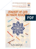 Concept of God in Varied Religions