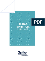 Gerflor Brochure Taralay Impression 2017 en PDF 348