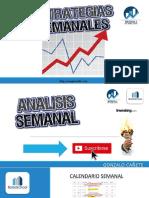Graficos y Estrategias de Trading- 19 NOV