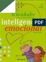 Tecnicas Inteligencia emocional