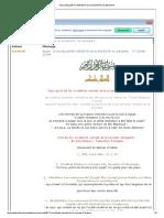 10 Excellents Versets de La Sourate Al Baqara PDF Copy