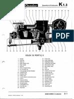 Operação Carburador Solex 32 PDSIT