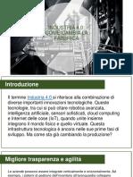 Come Cambia La Fabbrica - Industria 4.0