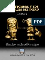 1 El hombre y los metales del Peru
