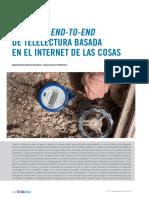 Reportaje Iotsens Solucion Telelectura Internet Cosas Tecnoaqua Es