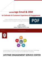 Leverage Email Crm
