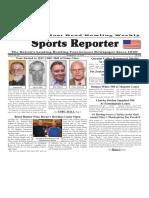November 21 - 27, 2018  Sports Reporter