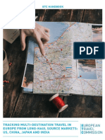 Study on Tracking Multi Destination Travel in Europe From Long Haul Source Markets