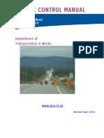 Traffic Control Manual