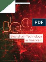 Blockchain Technology in Finance