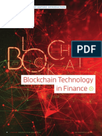 Blockchain Technology in Finance