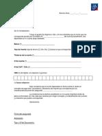 Acuerdo Reglamentario 555