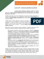 TeraSteel a implementat APS – Softul pentru Planificarea Productiei