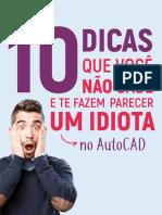 10 Dicas de AUTOCAD.pdf