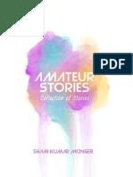 Amateur Stories-Anthology