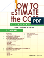 How to Estimate the Cost of Structural Steel.pdf