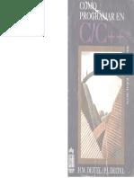 Libro Deitel - segunda edicion Como programar en C++.pdf
