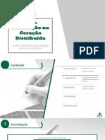 eBook GREENER - Tributação Micro e Minigeração