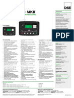 Dse7410 20 Mkii Data Sheet