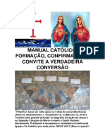 Manual Catolico - 3 Dias Escuridao