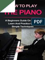 PIANO - Ryan Smith
